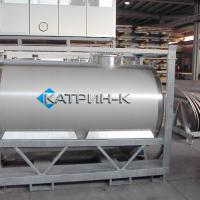 Резервуар горизонтальный  для транспортировки 500-2500 литров